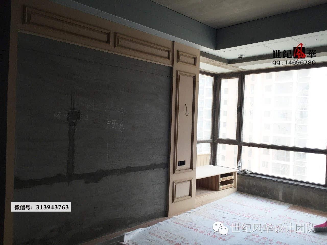 木工做吧台内部结构图