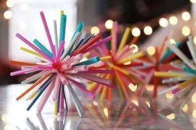幼儿园废物利用之环境装饰集锦