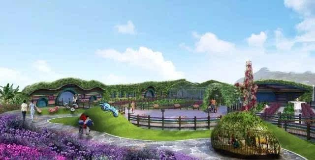 深圳第一家屋顶农场-天空农庄 一个让宝贝和芭比滚成一片的地方