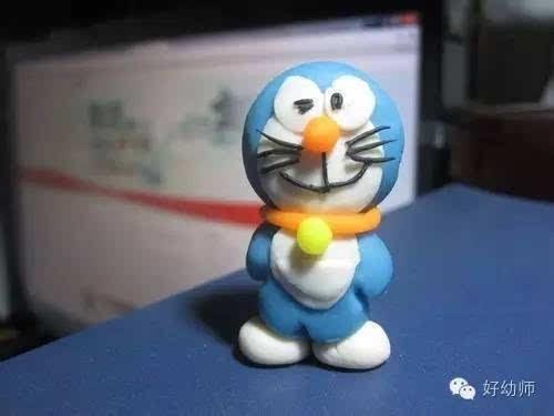 手工制作牙签猫