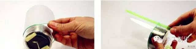 用吸管手工制作简易小灯笼方法图解