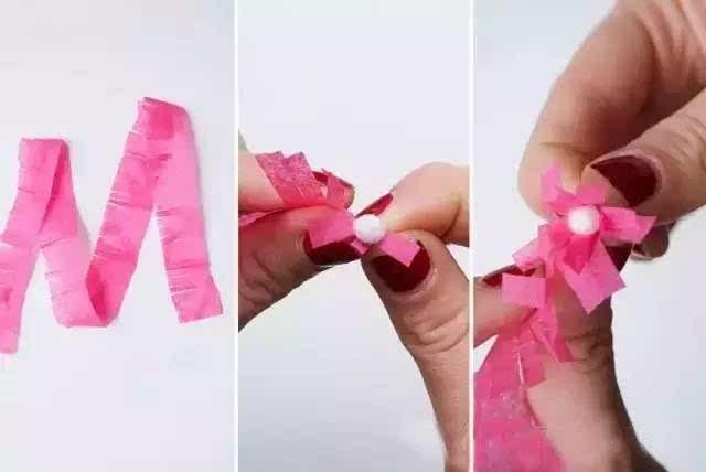 几种简单好看的创意手工剪纸花