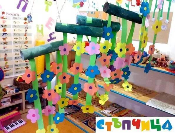 幼儿园创意手工吊饰,正适合夏季哦!