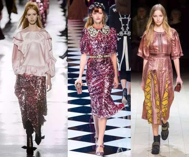2016 2017秋冬十大流行趋势,时尚就是要比别人早知道