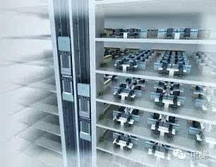 一个井道2个电梯轿厢,间距还可以根据楼层高度来调整