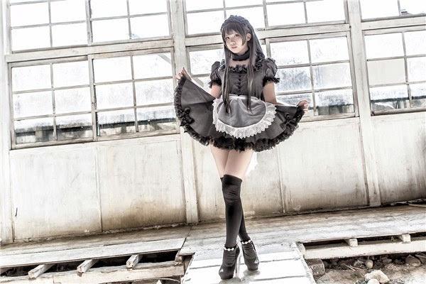 日本美女COSER自爆收入 月入百万日元不是梦的照片 - 6