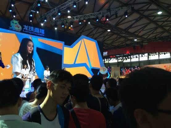 2016 ChinaJoy展台亮点多 大佬、明星和主播一个不能少的照片 - 4