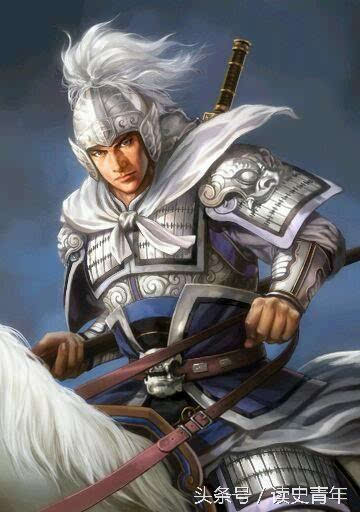 赵子龙死后七百年,常山又出了一个武将,武艺高强却图片