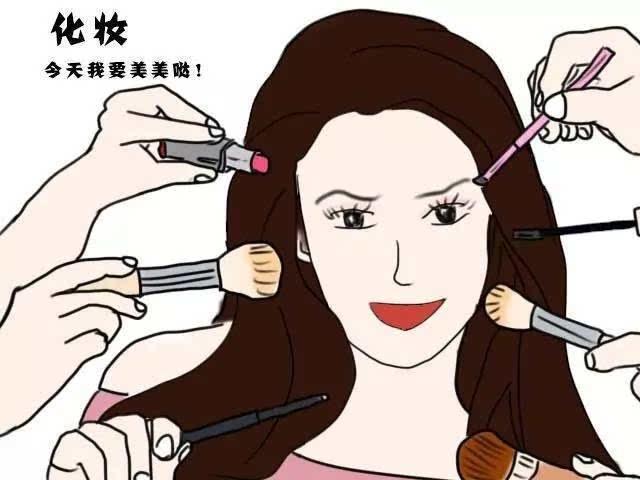 问答|皮肤暗黄掉头发,这些症状你有吗?图片