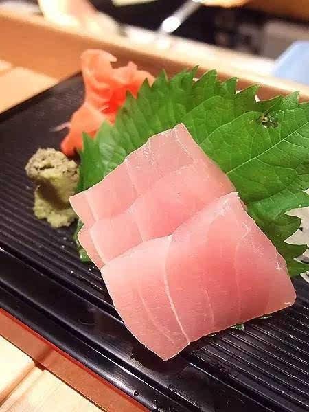 淡水鱼生鱼片