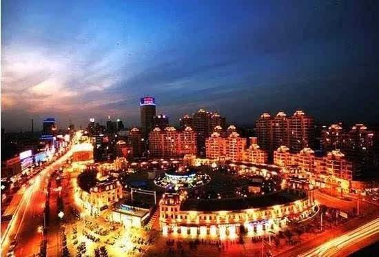 海门市是中国闻名的