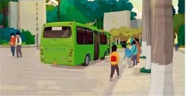 建筑篇 北京大学 清新的画风,自然的笔触描绘着校园生活里的美好点滴