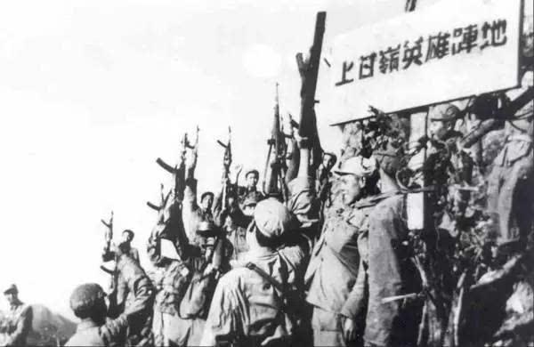 回顾上甘岭:中美共同隐瞒了半个世纪的秘密