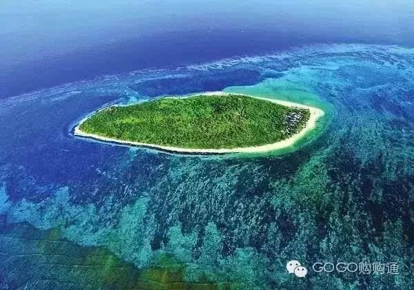 走 南海旅游去 真是太美了 南海是中国固有领土
