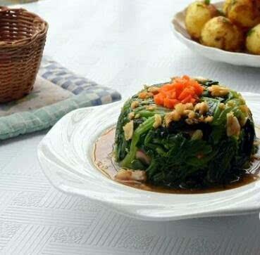胡萝卜菠菜塔的制作方法相关美食