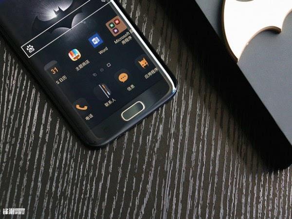 知情人士爆料魅族、小米将发布曲屏手机的照片 - 1