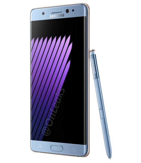 三星Galaxy Note 7今晚发布 真机照提前流出的照片 - 6