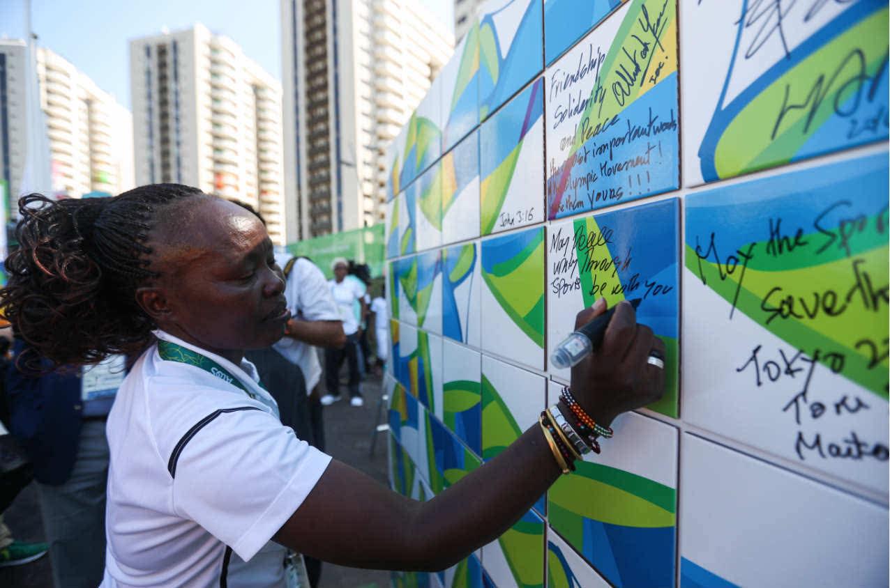组图:联合国大会通过中国提出奥林匹克休战决议-搜狐2008奥运