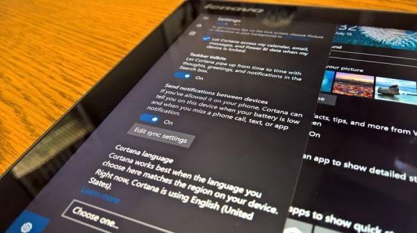 Windows 10周年更新:Cortana都有那些改善?的照片 - 4