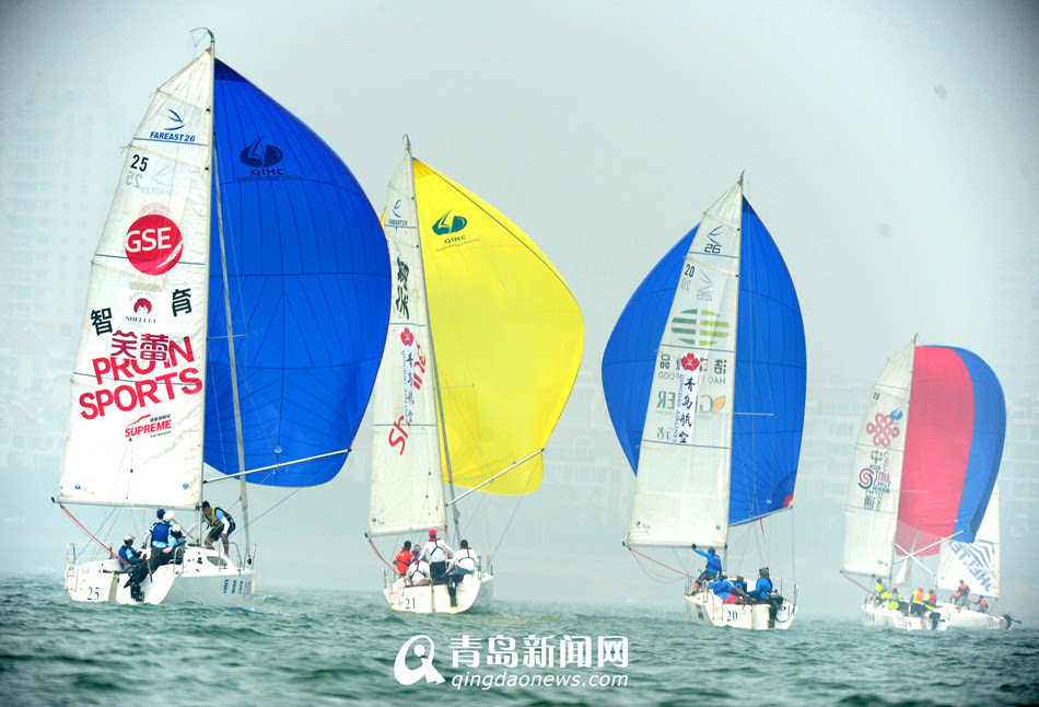 今天上午,青岛新闻网从新闻发布会上获悉,第八届青岛国际帆船周?