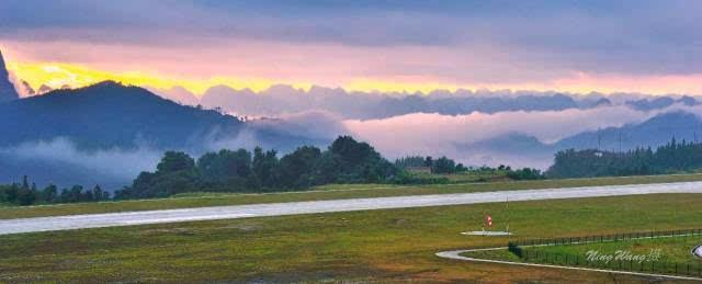河池飞机场将开通西安