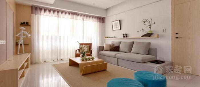 范设计_小户型空间创意设计,开放式北欧风格文艺范