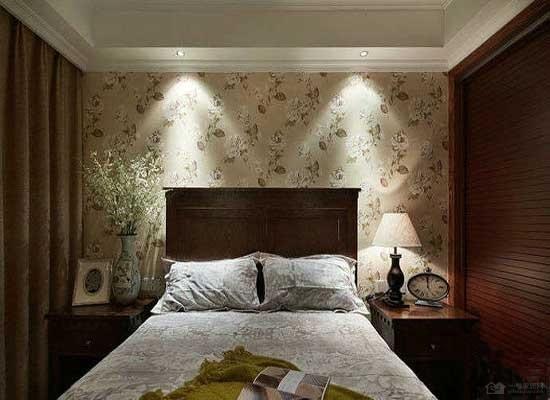 温馨欧式田园风格卧室