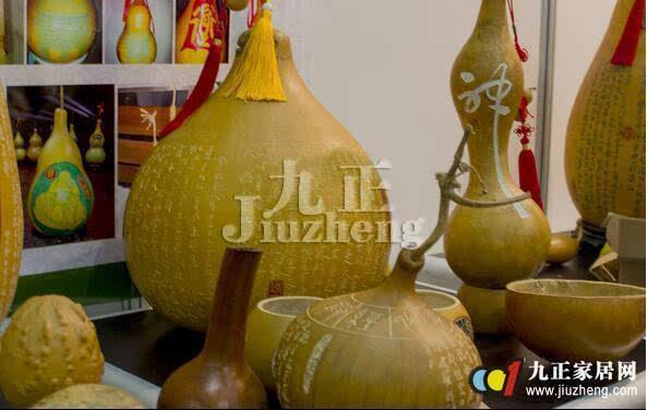 葫芦工艺品的作用 葫芦工艺品制作的流程