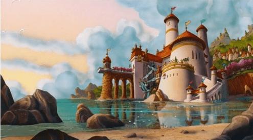 其它 正文  《冰雪奇缘》,迪士尼3d动画电影,改编自安徒生童话《白雪
