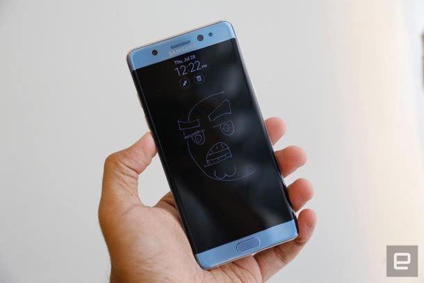 真机美如画:三星Galaxy Note7四色上手图赏的照片 - 12