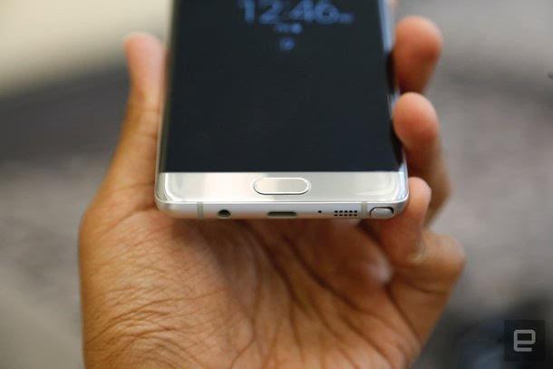 真机美如画:三星Galaxy Note7四色上手图赏的照片 - 15