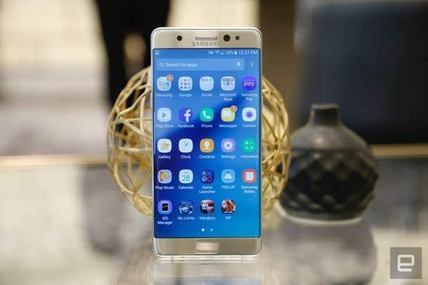 真机美如画:三星Galaxy Note7四色上手图赏的照片 - 16