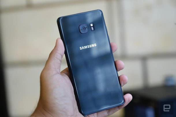真机美如画:三星Galaxy Note7四色上手图赏的照片 - 18