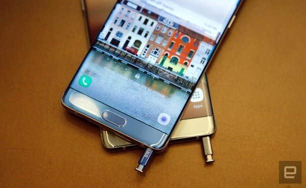 真机美如画:三星Galaxy Note7四色上手图赏的照片 - 19