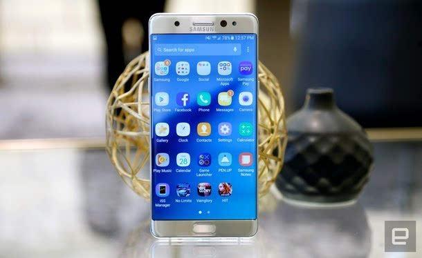 真机美如画:三星Galaxy Note7四色上手图赏的照片 - 21