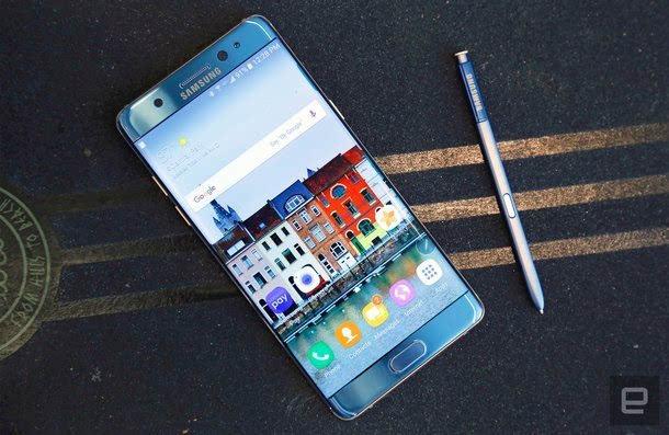 真机美如画:三星Galaxy Note7四色上手图赏的照片 - 22