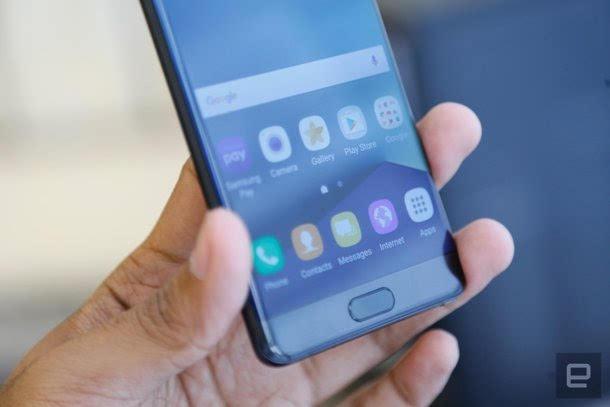 真机美如画:三星Galaxy Note7四色上手图赏的照片 - 23