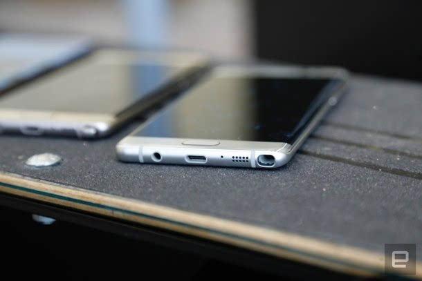 真机美如画:三星Galaxy Note7四色上手图赏的照片 - 28