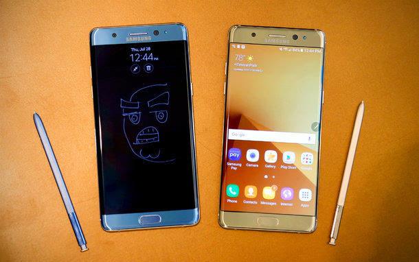 真机美如画:三星Galaxy Note7四色上手图赏的照片 - 30
