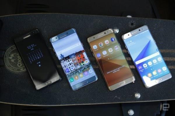 真机美如画:三星Galaxy Note7四色上手图赏的照片 - 1