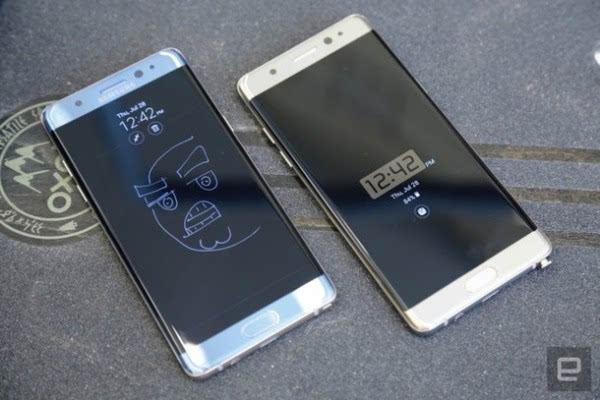 真机美如画:三星Galaxy Note7四色上手图赏的照片 - 2