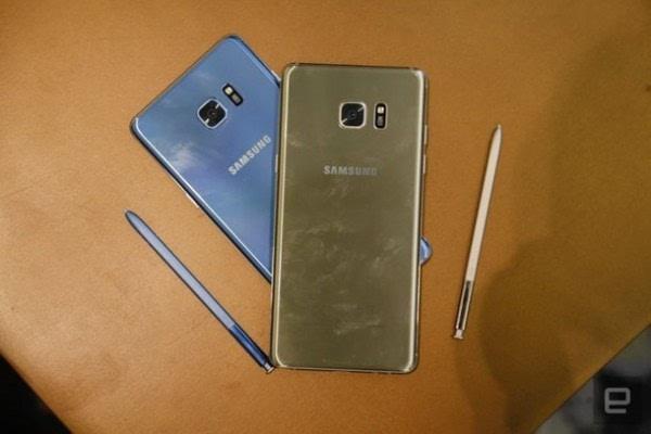 真机美如画:三星Galaxy Note7四色上手图赏的照片 - 3