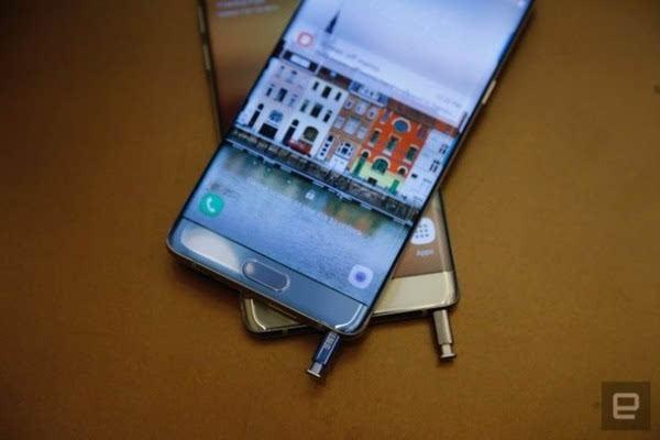 真机美如画:三星Galaxy Note7四色上手图赏的照片 - 4