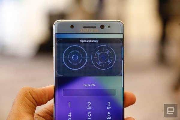 真机美如画:三星Galaxy Note7四色上手图赏的照片 - 5