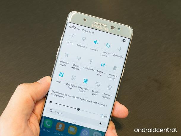 金属与玻璃结合的上佳之作 三星Galaxy Note 7图赏的照片 - 16
