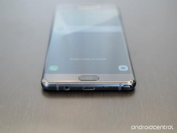 金属与玻璃结合的上佳之作 三星Galaxy Note 7图赏的照片 - 21