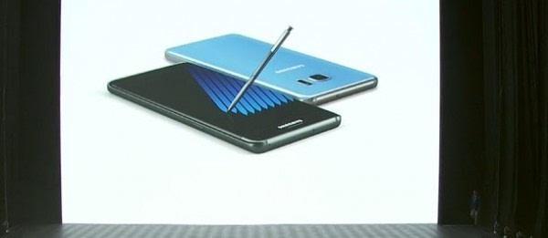 虹膜识别+S Pen升级 三星Galaxy Note 7正式发布的照片 - 2