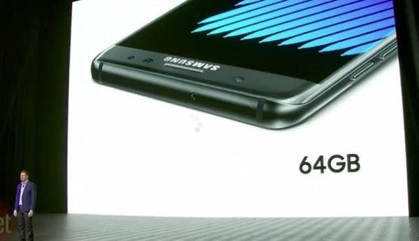 虹膜识别+S Pen升级 三星Galaxy Note 7正式发布的照片 - 1