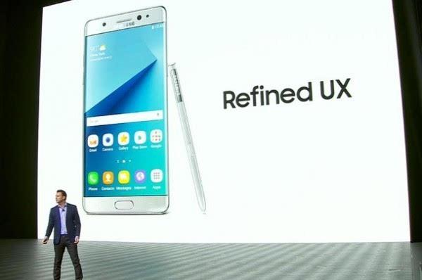 虹膜识别+S Pen升级 三星Galaxy Note 7正式发布的照片 - 8