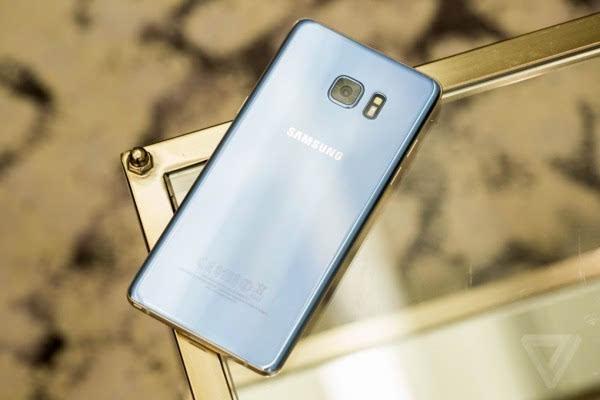 三星Galaxy Note 7将在8月19日开始出货的照片 - 2